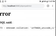 error import mysql